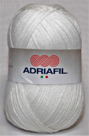 Adriafil - Top Ball - kleur 02 WIT