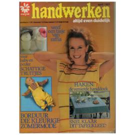 Margriet Handwerken - 1981 nr.  04