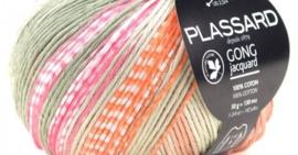Plassard Gong Jaquard kleur 204