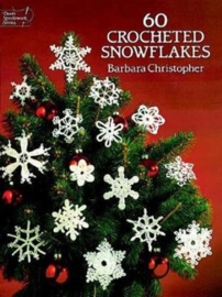 60 Crocheted Snowflakes (book)