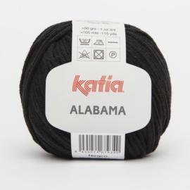 Katia - Alabama - Kleur 2 Zwart verfbad 63757