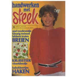 Handwerken met Steek - 1983 nr. 08