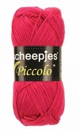 Scheepjes - Piccolo 50 gram - Kleur 82 DONKER ROZE