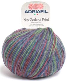 Adriafil - New Zealand Print - Kleur 048 - Verfbad 002