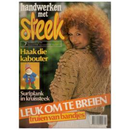 Handwerken met Steek - 1984 nr. 07