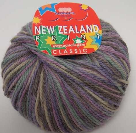 Adriafil - New Zealand Print - Kleur 040