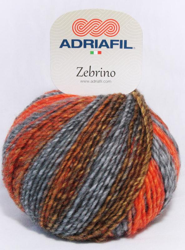 Adriafil - Zebrino - Kleur 065