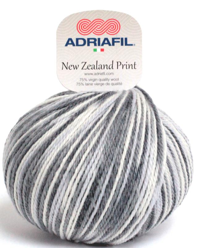 Adriafil - New Zealand Print - Kleur 050
