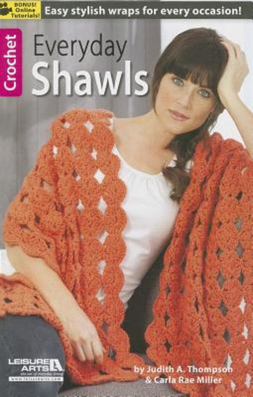 Every day Shawls (book)
