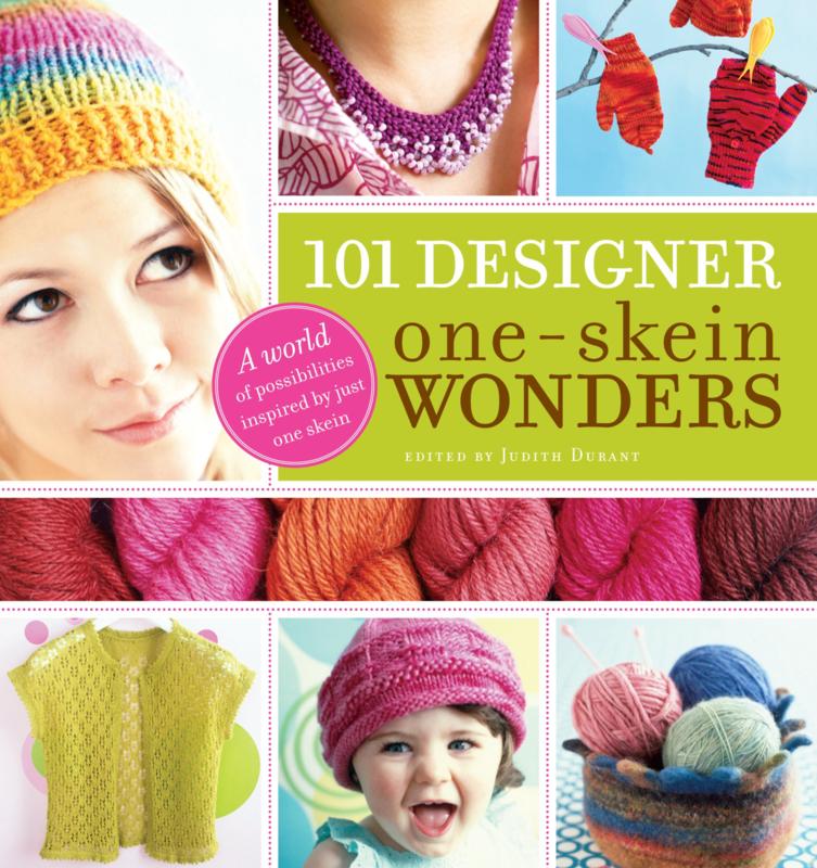 101 designer one-skein wonders (book)