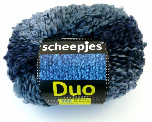 Scheepjes - Duo - kleur 3 Blauw