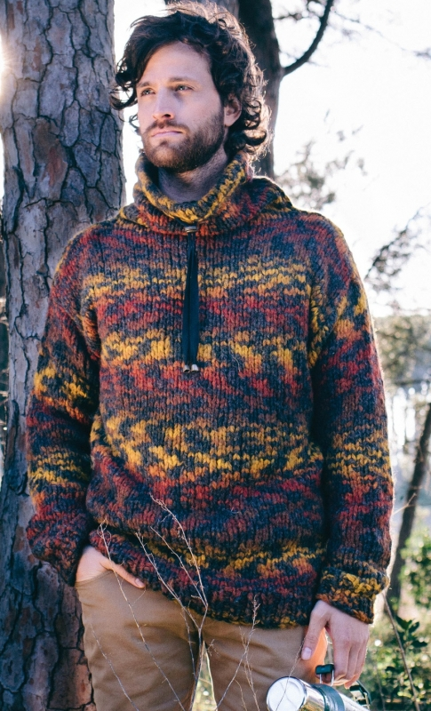 Stoere mannen trui