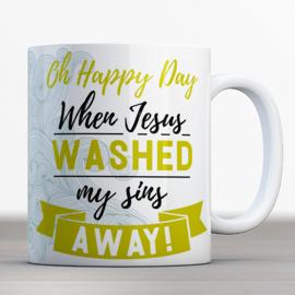 Bijbelmok 'Oh Happy Day'