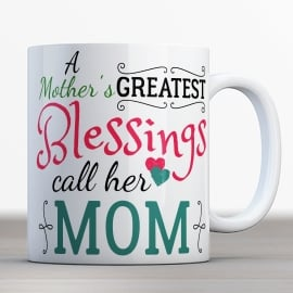 Quotes en Uitspraken bijbelmok A mother's greatest blessings