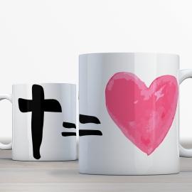 quotes en uitspraken bijbelmok kruis is liefde