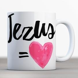 Quotes en Uitspraken Jezus is liefde