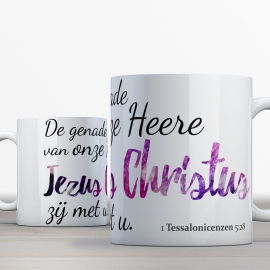 Vers Bijbelmok 1 Tessalonicenzen 5:28 NBV
