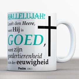 Vers bijbelmok psalm 106.1
