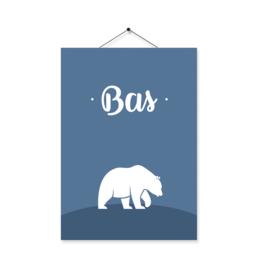Kaartje Bas beer