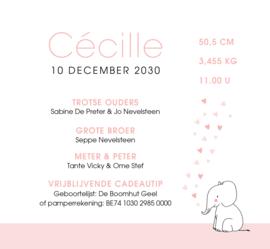 Kaartje Cécille
