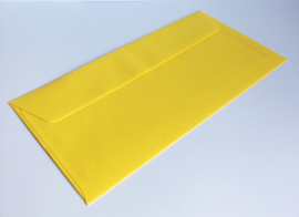 Omslagen US formaat - geel (per 10stuks)