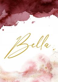 Kaartje Bella