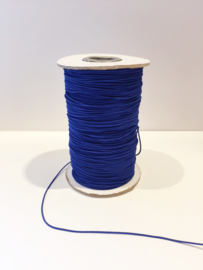 Blauw rekkoord/verkocht per meter