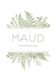 Kaartje Maud