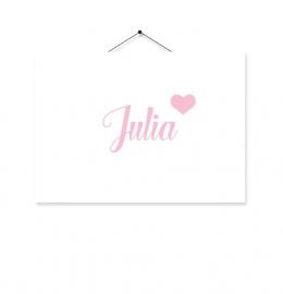 Kaartje Julia