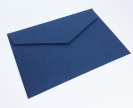 Omslagen A6 formaat - donker blauw (per 10stuks)