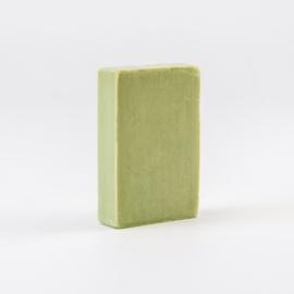 Zeep groen