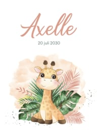 Kaartje Axelle
