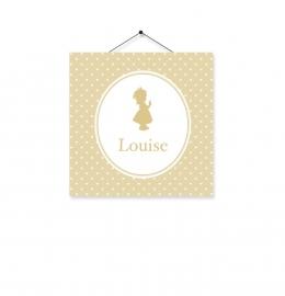 Kaartje Louise goud