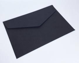 Omslagen A6 formaat - zwart (per 10stuks)