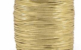 Goud rekkoord/verkocht per meter