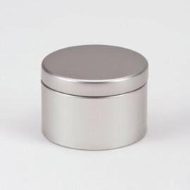 Blik zilver