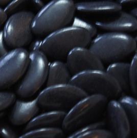 Suikerbonen zwart (1kg)