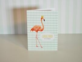 Communie (flamingo munt)