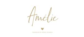 Kaartje Amélie