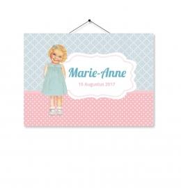 Kaartje Marie-Anne