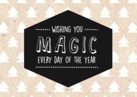 Wishing you magic