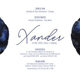 Kaartje Xander
