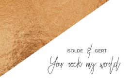 Isolde & Gert