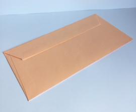 Omslagen US formaat - oranje roze (per 10stuks)