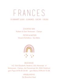 Kaartje Frances