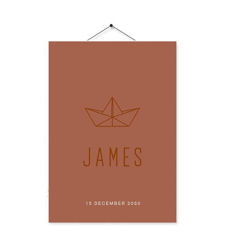 Kaartje James