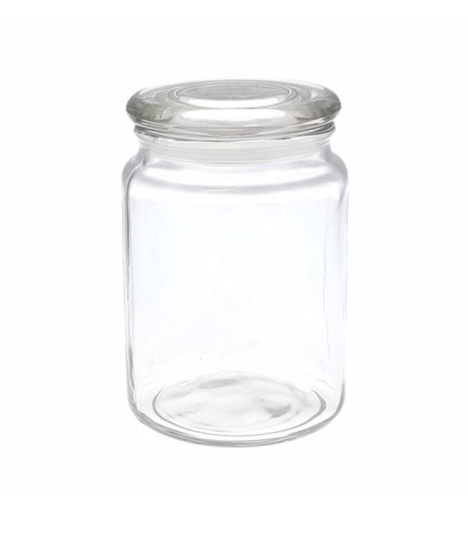 Glazen voorraadpot 700ml