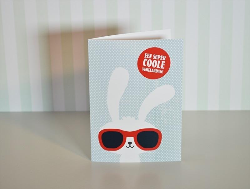 Een coole verjaardag (konijn)
