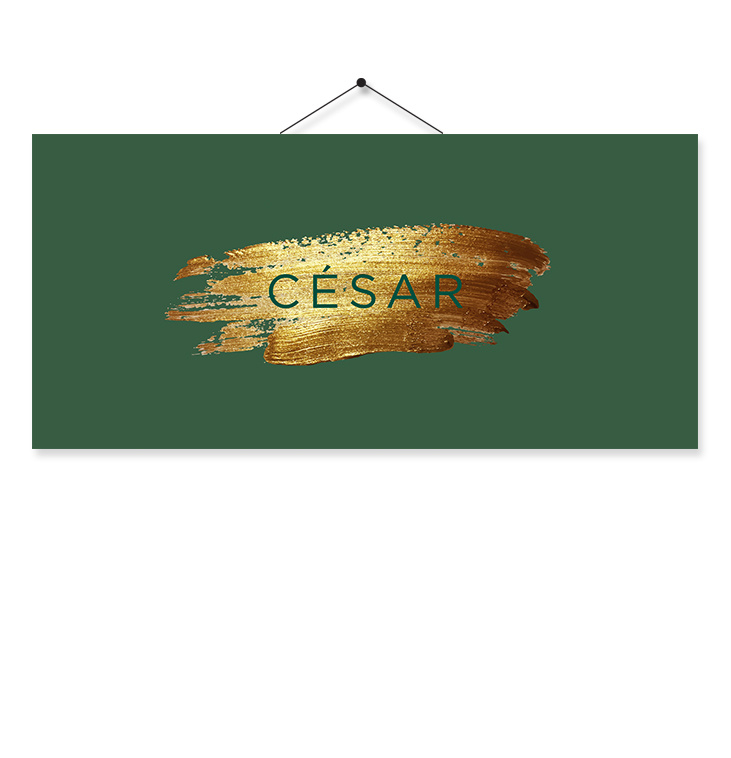 Kaartje César
