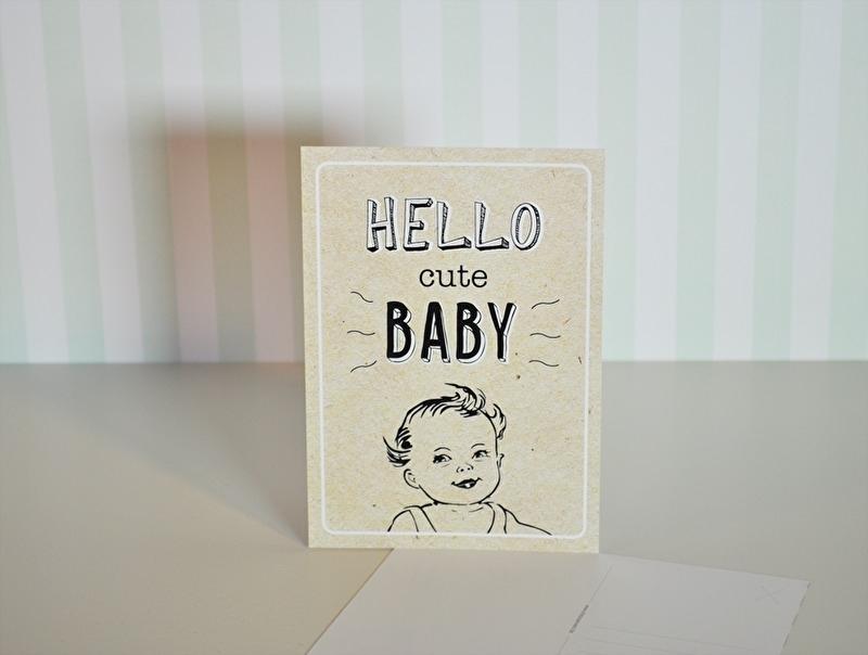 Hello cutest baby! (kraft)